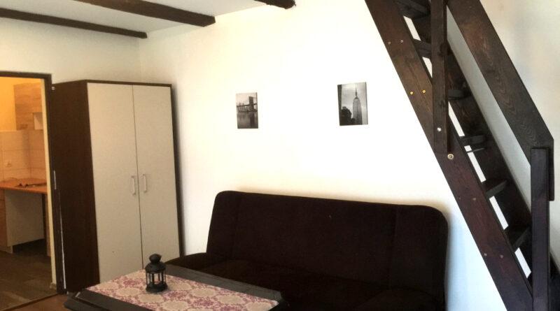 Do wynajęcia mieszkanie 2-pokojowe – ul. Chrobrego 15/505 990 zł + media